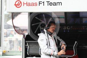 World © Octane Photographic Ltd. Formula 1 - Australian GP - Practice 3. Guenther Steiner - Team Principal of Haas F1 Team. Albert Park, Melbourne, Australia. Saturday 24th March 2018.