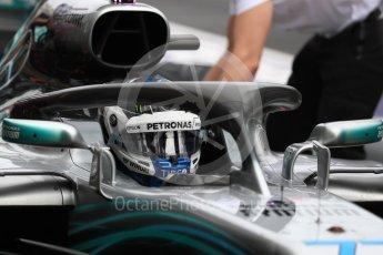 World © Octane Photographic Ltd. Formula 1 – Australian GP - Practice 3. Mercedes AMG Petronas Motorsport AMG F1 W09 EQ Power+ - Valtteri Bottas. Albert Park, Melbourne, Australia. Saturday 24th March 2018.