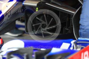 World © Octane Photographic Ltd. Formula 1 – Australian GP - Practice 3. Scuderia Toro Rosso STR13. Albert Park, Melbourne, Australia. Saturday 24th March 2018.