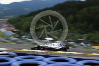 World © Octane Photographic Ltd. Formula 1 – Austrian GP - Practice 1. Williams Martini Racing FW41 – Lance Stroll. Red Bull Ring, Spielberg, Austria. Friday 29th June 2018.