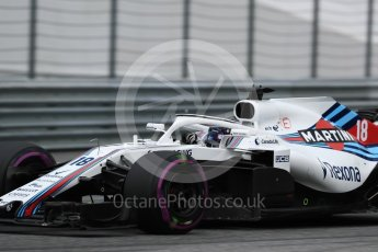 World © Octane Photographic Ltd. Formula 1 – Austrian GP - Qualifying. Williams Martini Racing FW41 – Lance Stroll. Red Bull Ring, Spielberg, Austria. Saturday 30th June 2018.