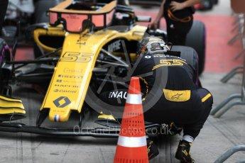 World © Octane Photographic Ltd. Formula 1 – Austrian GP - Qualifying. Renault Sport F1 Team RS18 – Carlos Sainz. Red Bull Ring, Spielberg, Austria. Saturday 30th June 2018.