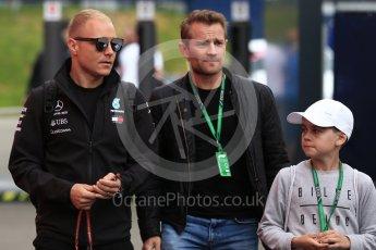 World © Octane Photographic Ltd. Formula 1 – Austrian GP - Paddock. Mercedes AMG Petronas Motorsport AMG F1 W09 EQ Power+ - Valtteri Bottas. Red Bull Ring, Spielberg, Austria. Friday 29th June 2018.