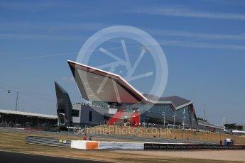 World © Octane Photographic Ltd. Formula 1 – British GP - Practice 2. The Wing. Silverstone Circuit, Towcester, UK. Friday 6th July 2018.
