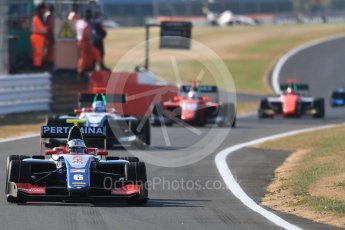 World © Octane Photographic Ltd. GP3 – British GP – Practice. Trident - Guiliano Alesi. Silverstone Circuit, Towcester, UK. Friday 6th July 2018.