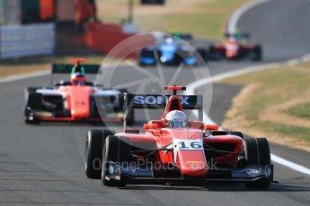 World © Octane Photographic Ltd. GP3 – British GP – Practice. Arden International - Joey Mawson. Silverstone Circuit, Towcester, UK. Friday 6th July 2018.