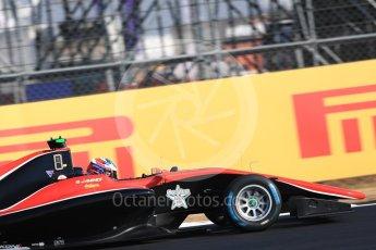 World © Octane Photographic Ltd. GP3 – British GP – Practice. ART Grand Prix – Jake Hughes. Silverstone Circuit, Towcester, UK. Friday 6th July 2018.