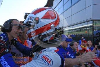 World © Octane Photographic Ltd. GP3 – British GP – Race 2. Trident - Pedro Piquet. Silverstone Circuit, Towcester, UK. Sunday 8th July 2018.