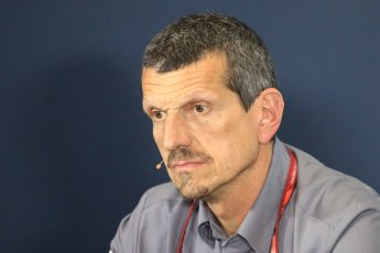 World © Octane Photographic Ltd. Formula 1 - British GP - Friday FIA Team Press Conference. Guenther Steiner - Team Principal of Haas F1 Team. Silverstone Circuit, Towcester, UK. Friday 6th July 2018.