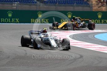 World © Octane Photographic Ltd. Formula 1 – French GP - Practice 1. Alfa Romeo Sauber F1 Team C37 – Charles Leclerc. Circuit Paul Ricard, Le Castellet, France. Friday 22nd June 2018.