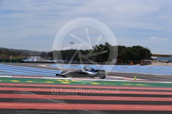 World © Octane Photographic Ltd. Formula 1 – French GP - Practice 1. Williams Martini Racing FW41 – Sergey Sirotkin. Circuit Paul Ricard, Le Castellet, France. Friday 22nd June 2018.