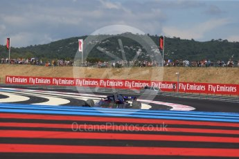World © Octane Photographic Ltd. Formula 1 – French GP - Practice 2. Scuderia Toro Rosso STR13 – Brendon Hartley. Circuit Paul Ricard, Le Castellet, France. Friday 22nd June 2018.