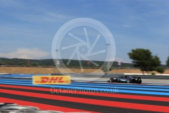 World © Octane Photographic Ltd. Formula 1 – French GP - Practice 2. Mercedes AMG Petronas Motorsport AMG F1 W09 EQ Power+ - Valtteri Bottas. Circuit Paul Ricard, Le Castellet, France. Friday 22nd June 2018.