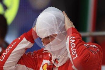 World © Octane Photographic Ltd. Formula 1 – French GP - Practice 3. Scuderia Ferrari SF71-H – Sebastian Vettel. Circuit Paul Ricard, Le Castellet, France. Saturday 23rd June 2018.
