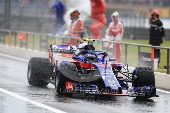 World © Octane Photographic Ltd. Formula 1 – French GP - Practice 3. Scuderia Toro Rosso STR13 – Pierre Gasly. Circuit Paul Ricard, Le Castellet, France. Saturday 23rd June 2018.