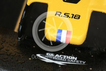 World © Octane Photographic Ltd. Formula 1 – French GP - Practice 3. Renault Sport F1 Team. Circuit Paul Ricard, Le Castellet, France. Saturday 23rd June 2018.