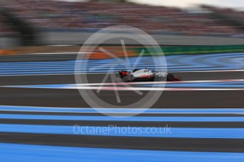 World © Octane Photographic Ltd. Formula 1 – French GP - Qualifying. Haas F1 Team VF-18 – Kevin Magnussen. Circuit Paul Ricard, Le Castellet, France. Saturday 23rd June 2018.