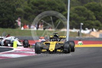 World © Octane Photographic Ltd. Formula 1 – French GP - Race. Renault Sport F1 Team RS18 – Nico Hulkenberg. Circuit Paul Ricard, Le Castellet, France. Sunday 24th June 2018.