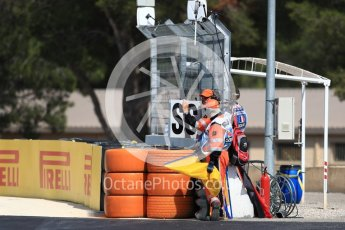 World © Octane Photographic Ltd. Formula 1 – French GP - Race. Safety car board. Circuit Paul Ricard, Le Castellet, France. Sunday 24th June 2018.