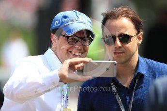 World © Octane Photographic Ltd. Formula 1 - French GP - Paddock. Felipe Massa. Circuit Paul Ricard, Le Castellet, France. Sunday 24th June 2018.