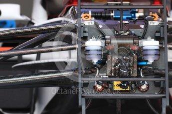 World © Octane Photographic Ltd. Formula 1 – French GP - Pit Lane. Alfa Romeo Sauber F1 Team C37. Circuit Paul Ricard, Le Castellet, France. Thursday 21st June 2018.