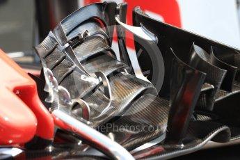 World © Octane Photographic Ltd. Formula 1 – French GP - Pit Lane. Haas F1 Team VF-18. Circuit Paul Ricard, Le Castellet, France. Thursday 21st June 2018.