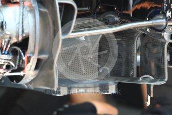 World © Octane Photographic Ltd. Formula 1 – French GP - Pit Lane. Williams Martini Racing FW41. Circuit Paul Ricard, Le Castellet, France. Thursday 21st June 2018.