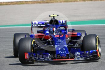 World © Octane Photographic Ltd. Formula 1 – German GP - Practice 1. Scuderia Toro Rosso STR13 – Pierre Gasly. Hockenheimring, Baden-Wurttemberg, Germany. Friday 20th July 2018.