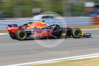 World © Octane Photographic Ltd. Formula 1 – German GP - Practice 2. Aston Martin Red Bull Racing TAG Heuer RB14 – Daniel Ricciardo. Hockenheimring, Baden-Wurttemberg, Germany. Friday 20th July 2018.
