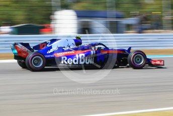 World © Octane Photographic Ltd. Formula 1 – German GP - Practice 2. Scuderia Toro Rosso STR13 – Pierre Gasly. Hockenheimring, Baden-Wurttemberg, Germany. Friday 20th July 2018.