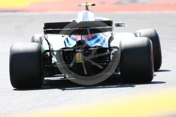 World © Octane Photographic Ltd. Formula 1 – German GP - Practice 2. Williams Martini Racing FW41 – Sergey Sirotkin. Hockenheimring, Baden-Wurttemberg, Germany. Friday 20th July 2018