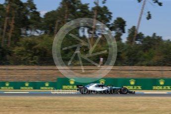 World © Octane Photographic Ltd. Formula 1 – German GP - Practice 2. Mercedes AMG Petronas Motorsport AMG F1 W09 EQ Power+ - Valtteri Bottas. Hockenheimring, Baden-Wurttemberg, Germany. Friday 20th July 2018.