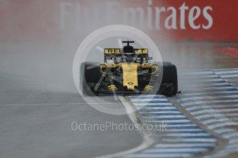 World © Octane Photographic Ltd. Formula 1 – German GP - Practice 3. Renault Sport F1 Team RS18 – Nico Hulkenberg. Hockenheimring, Baden-Wurttemberg, Germany. Saturday 21st July 2018.