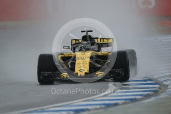 World © Octane Photographic Ltd. Formula 1 – German GP - Practice 3. Renault Sport F1 Team RS18 – Nico Hulkenberg. Hockenheimring, Baden-Wurttemberg, Germany. Saturday 21st July 2018.
