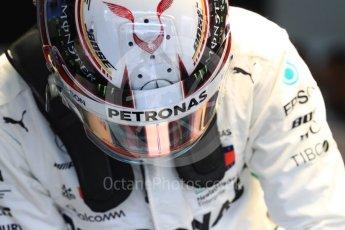 World © Octane Photographic Ltd. Formula 1 – German GP - Practice 3. Mercedes AMG Petronas Motorsport AMG F1 W09 EQ Power+ - Lewis Hamilton. Hockenheimring, Baden-Wurttemberg, Germany. Saturday 21st July 2018.