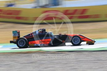 World © Octane Photographic Ltd. ADAC Formula 4 (F4). Van Amersfoort Racing - Lucas Alecco Roy. Hockenheimring Practice, Baden-Wurttemberg, Germany. Thursday 19th July 2018.