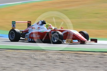 World © Octane Photographic Ltd. ADAC Formula 4 (F4). Prema Theodore Racing - Enzo Fittipaldi. Hockenheimring Practice, Baden-Wurttemberg, Germany. Thursday 19th July 2018.