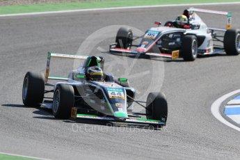 World © Octane Photographic Ltd. ADAC Formula 4 (F4). US Racing - CHRS - Lirim Zendeli and Tom Beckhauser. . Hockenheimring Practice, Baden-Wurttemberg, Germany. Thursday 19th July 2018.