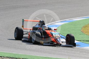 World © Octane Photographic Ltd. ADAC Formula 4 (F4). Van Amersfoort Racing - Lucas Alecco Roy. Hockenheimring Practice, Baden-Wurttemberg, Germany. Thursday 19th July 2018.