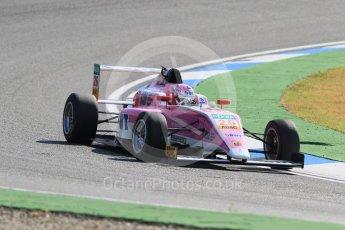 World © Octane Photographic Ltd. ADAC Formula 4 (F4). ADAC Berlin-Brandenburg e.V. - Leon Kohler. Hockenheimring Practice, Baden-Wurttemberg, Germany. Thursday 19th July 2018.