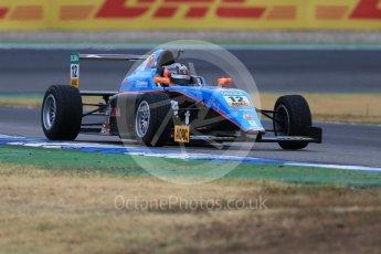 World © Octane Photographic Ltd. ADAC Formula 4 (F4). Jenzer Motorsport - Federico Malvestiti. Hockenheimring Qualifying, Baden-Wurttemberg, Germany. Saturday 21st July 2018.