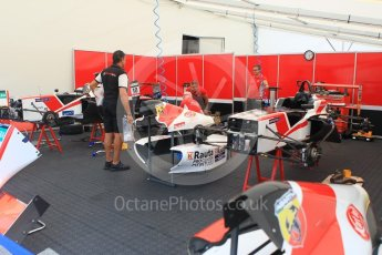 World © Octane Photographic Ltd. ADAC Formula 4 (F4). KOIC Driving Academy. Hockenheimring Paddock, Baden-Wurttemberg, Germany. Thursday 19th July 2018.