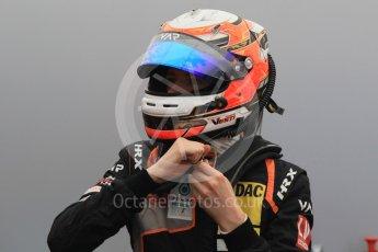 World © Octane Photographic Ltd. ADAC Formula 4 (F4). Van Amersfoort Racing - Frederick Vesti. Hockenheimring Paddock, Baden-Wurttemberg, Germany. Thursday 19th July 2018.