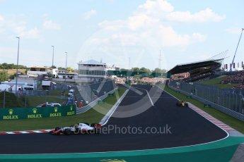 World © Octane Photographic Ltd. Formula 1 – Hungarian GP - Race. Haas F1 Team VF-18 – Kevin Magnussen. Hungaroring, Budapest, Hungary. Sunday 29th July 2018.