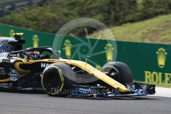 World © Octane Photographic Ltd. Formula 1 – Hungarian GP - Practice 2. Renault Sport F1 Team RS18 – Carlos Sainz. Hungaroring, Budapest, Hungary. Friday 27th July 2018.