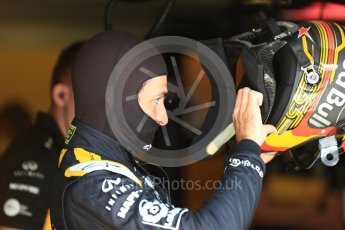 World © Octane Photographic Ltd. Formula 1 – Hungarian GP - Practice 3. Renault Sport F1 Team RS18 – Carlos Sainz. Hungaroring, Budapest, Hungary. Saturday 28th July 2018.