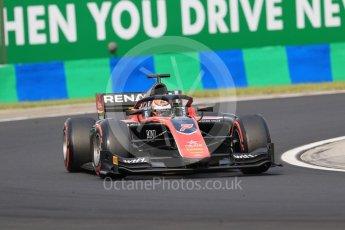 World © Octane Photographic Ltd. FIA Formula 2 (F2) – Hungarian GP - Qualifying. ART Grand Prix - Jack Aitken. Hungaroring, Budapest, Hungary. Friday 27th July 2018.