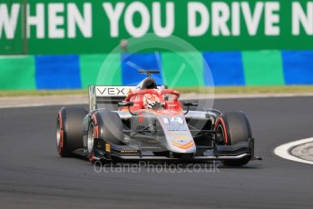 World © Octane Photographic Ltd. FIA Formula 2 (F2) – Hungarian GP - Qualifying. Campos Vexatec Racing - Luca Ghiotto. Hungaroring, Budapest, Hungary. Friday 27th July 2018.