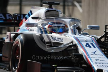 World © Octane Photographic Ltd. Formula 1 – Hungarian Post-Race Test - Day 1. Williams Martini Racing FW41 – Oliver Rowland. Hungaroring, Budapest, Hungary. Tuesday 31st July 2018.