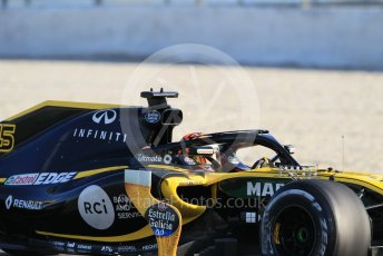 World © Octane Photographic Ltd. Formula 1 – In season test 1, day 2. Renault Sport F1 Team RS18 – Sean Gelael. Circuit de Barcelona-Catalunya, Spain. Wednesday 16th May 2018.